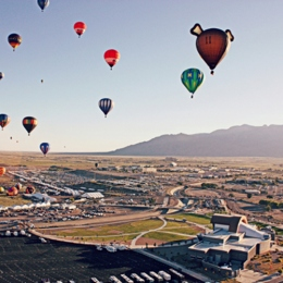 Balloon Park-Albuquerque
