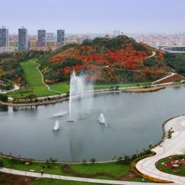 Tianjin Nancuiping Park
