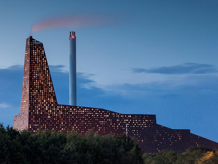 WASTE-TO-ENERGY PLANT IN ROSKILDE</br>Erick van Egeraat