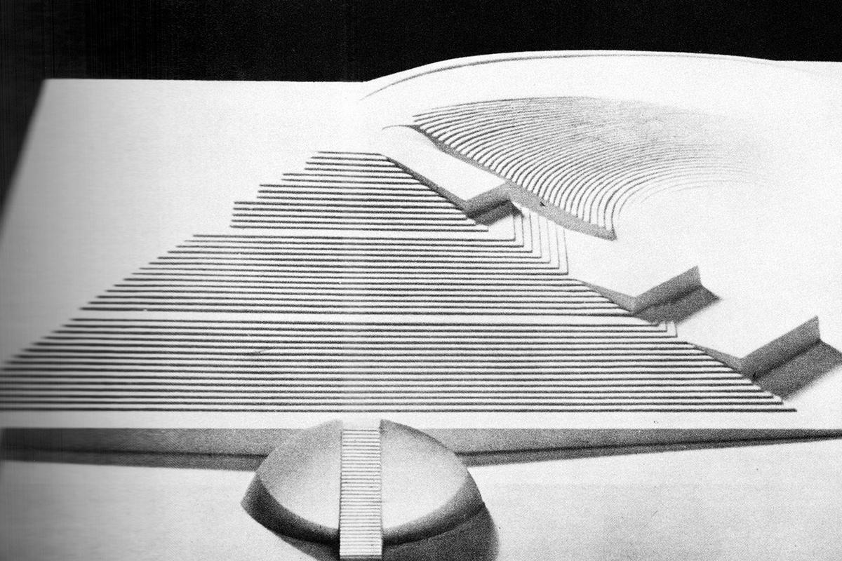 MOERENUMA PARK, SAPPORO</br>Isamu Noguchi + Architect 5 Partnership